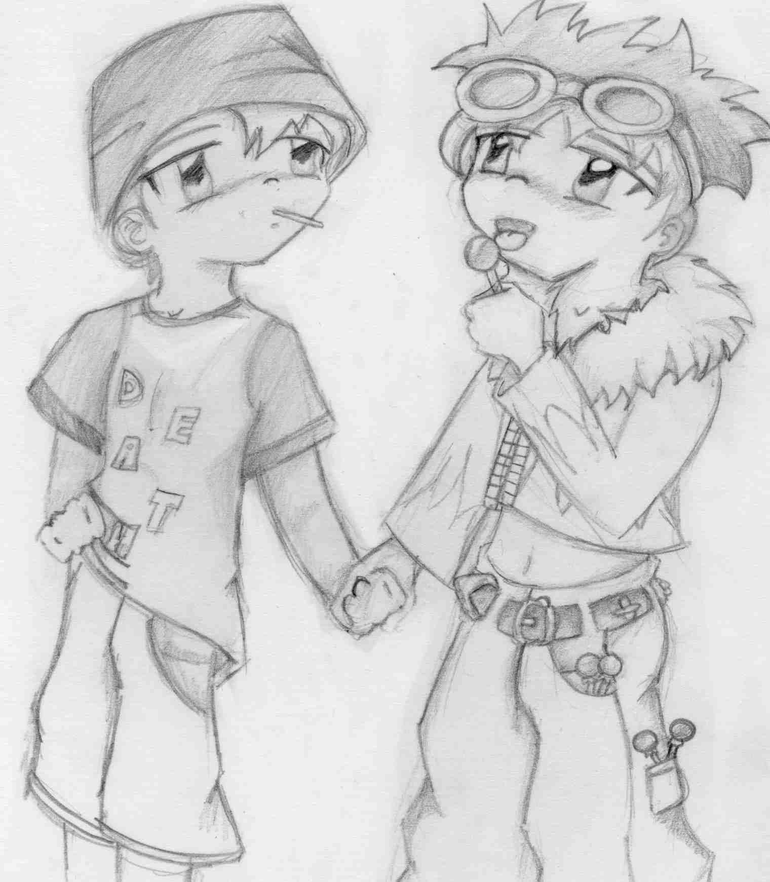 Takeru & Daisuke